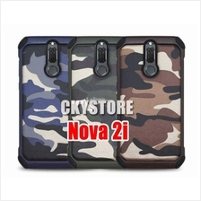 HUAWEI Nova 2i ARMY Design Protective Tough Case