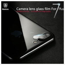 Baseus iPhone 7 8 Plus 2pcs Transparent Camera Lens Tempered Glass