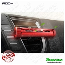 Rock Universal Air Vent Car Aroma Diffuser Aluminum Alloy