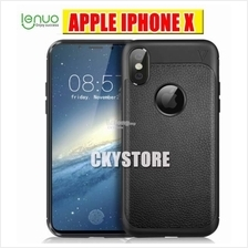 APPLE IPHONE X LENUO New Leather Full Protection Back Case