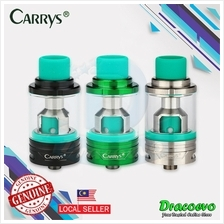 CARRYS Green Subohm Atomizer Tank 4ML