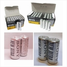 SONY Ultra AA size, AAA , C & D size Batteries for Clearance Sale!