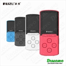 Ruizu X11 MP3 MP4 Music Player 8GB Loseless Sound Recorder FM Radio