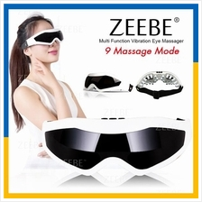 ZEEBE Multi Function Vibration Eye Massager Instrument Eyes Care Relax