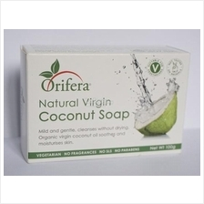 Orifera Natural Virgin Coconut Soap (Buy 7 Free 1)