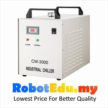 CW-3000 Industrial Water Cooler Chiller for CO2 Laser Machine Coolant;