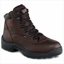 Red Wing Safety Shoes Men Brown IN WP EH ST 2246 FOC Delivery No GST