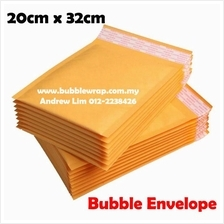 10pcs Bubble Wrap Envelope Mailer 20cm x 32cm