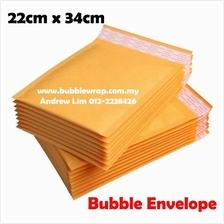 10pcs Bubble Wrap Envelope Mailer 22cm x 34cm