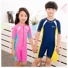 Boys Girls One Piece Swimsuits Bathing Suits Diving Swimming Suit