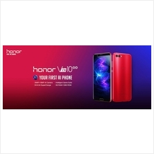 Honor View 10 [Crush Red Edition] - 1 Year Warranty by Huawei Malaysia