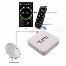 HELLOBOX B1 Bluetooth Satellite Finder With Android System APP