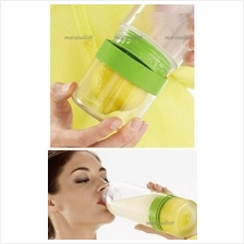 Citrus Zinger BPA Free Citrus Infusion Bottle for Yoga, Cycling,Office