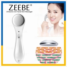ZEEBE Ultrasonic Ion Facial Massage Beauty Instrument Whitening Skin