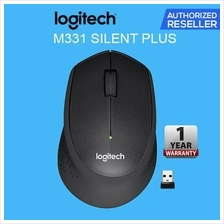 Logitech M330 Silent Plus Wireless Mouse - Original 1 year warranty