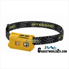 Nitecore NU25 360L CREE XP-G2 LED Rechargeable Headlamp - Yellow