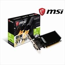 MSI GT 710 1GB GDDR3 64BIT LOW PROFILE