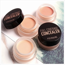 Focallure Full Coverage Concealer 4g (7 Colours Available)