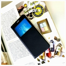 Flip Case Samsung Galaxy C9 Pro FREE Tempered Glass