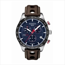 TISSOT T100.417.16.041.00 PRS516 Quartz Chronograph blue index