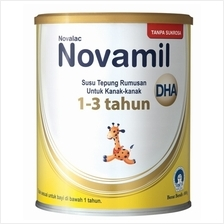 Novamil DHA Growing-up Milk 800g (FORMERLY NOVALAC DHA GROW (1 - 3 old