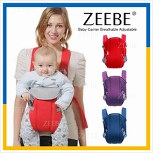 ZEEBE Kid Infant Baby Carrier Backpack Front Back Sling Comfort Wrap