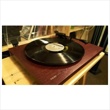 TEAC TN-100 / TN100 Wood turntable