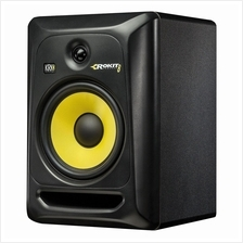 KRK RP8G3 Rokit Powered 8 Generation 3 Active Studio Monitor, A Pair