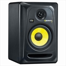 KRK RP5G3 Rokit Powered 5 Generation 3 Active Studio Monitor, A Pair