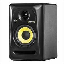 KRK RP4G3 Rokit Powered 4 Generation 3 Active Studio Monitor, A Pair