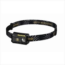 Nitecore NU25 360L CREE XP-G2 LED Rechargeable Headlamp - Black