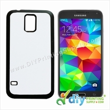 Samsung Casing (Galaxy S5) (Plastic) (Black)