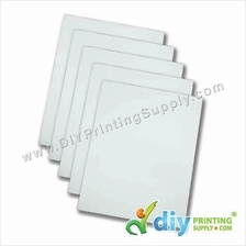 Clear Transfer Tape (A4) (30 x 20cm) (10 sheets/pkt)