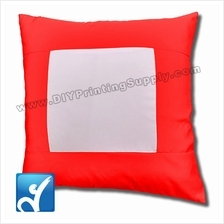 Square Cushion + Inner (Red)