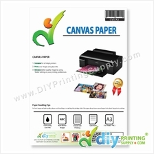 Canvas Paper (A3) (10 sheets/pkt)