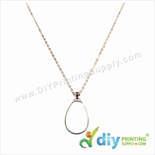 Jewellery Necklace (Oval)