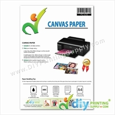 Canvas Paper (A4) (10 sheets/pkt)
