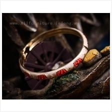 YN-6561	Crown lingering bangle bracelet  皇冠萦&#324..