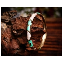"""YN-6569""""Shuangfei Flying mix and match bangle Spiral color bar"""