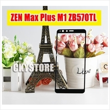 ZenFone Max Plus M1 ZB570TL 2.5D Full Glue Tempered Glass