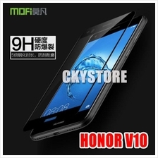 HUAWEI Honor View 10 V10 MOFI 9H 2.5D Full Coverage Tempered Glass