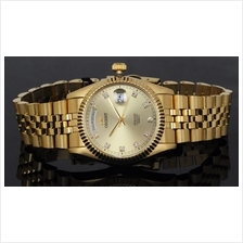 ORIENT Men Automatic Rolex-style Watch FEV0J001G