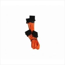 BITFENIX Cable Extension MOLEX to 3 X MOLEX (BFA-MSC-M3MOK-RP) ORANGE