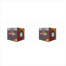 # AMD Ryzen G Series APU Processor # Socket AM4 | 2200G/2400G
