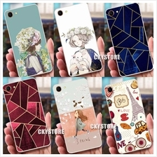 OPPO A83 Trendy Soft TPU Case cover