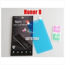 HUAWEI Honor 8 Matte Antifinger NANO TPU Screen Protector