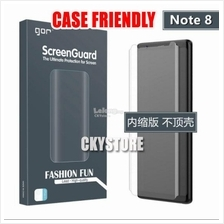 Samsung Note 8 2 / 3 FRONT ORI GOR CASE FRIENDLY Mini Screen Protector