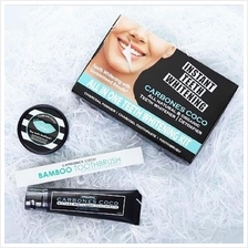 Carbones Coco All in One Teeth Whitening Kit (3 Items)