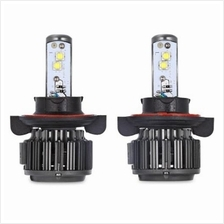 PAIRED K7 H13 80W INTEGRATED LED VEHICLE HEADLIGHT HEAT DISSIPATION AU