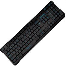 ALCATROZ Keyboard XPLORER AIR 1000 BLACK BLUE